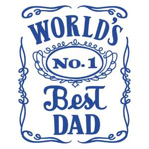 world's best dad phrase