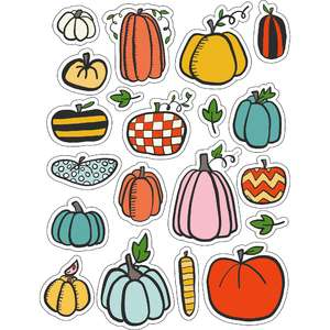 ml pumpkiny patterns stickers