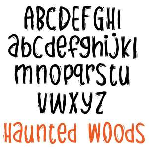 pn haunted woods
