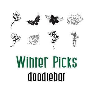 winter picks doodlebat