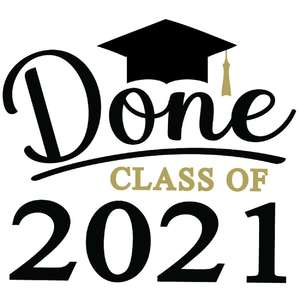 done class of 2021