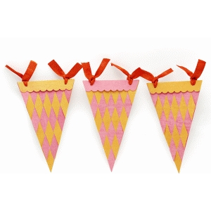 samantha walker woven banner set