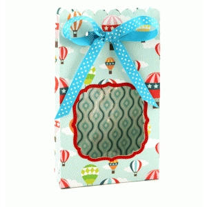 3d lori whitlock scalloped tie treat box