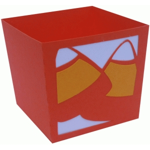 candy corn candy box
