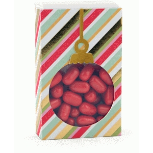 christmas ornament tic tac® wrap