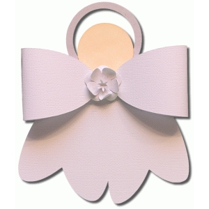 3d angel bow