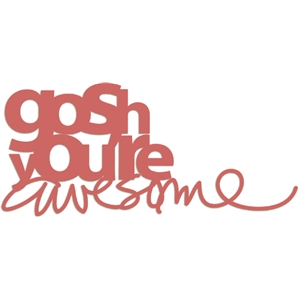 sentiment stacks-gosh you're awesome