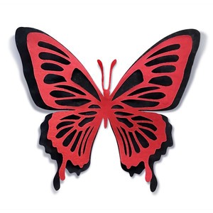 double-layer butterfly