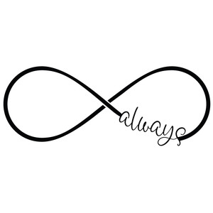 always infinity word