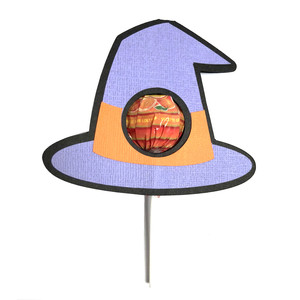 witch cap lollipop
