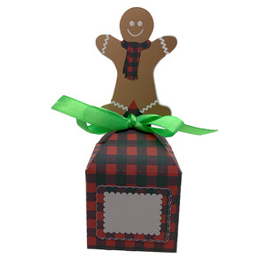 gingerbread man anything box