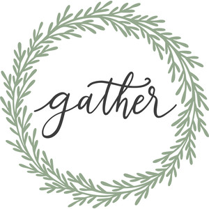 gather wreath
