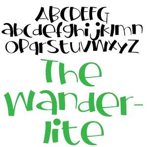 the wanderlite