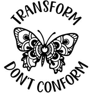 transform don't conform