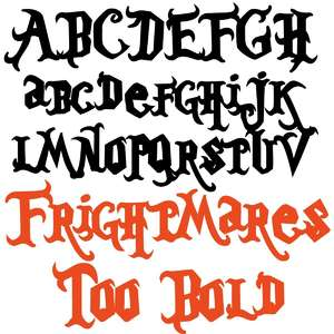 ld frightmares too bold