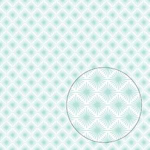 winter star seamless pattern