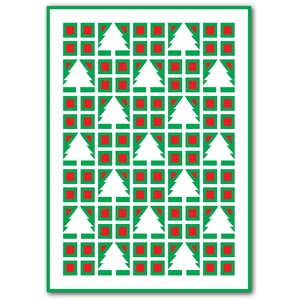 christmas tree lattice