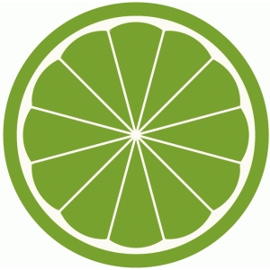 slice of citrus