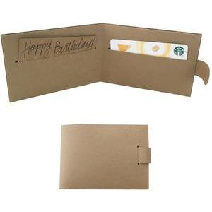 wallet gift card holder