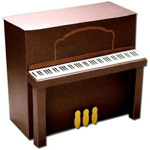 piano treat box
