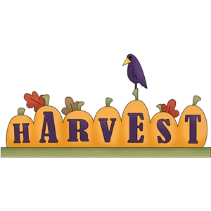 harvest sign phrase