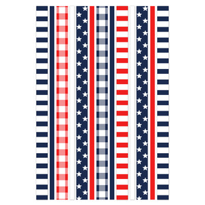 4th of july washi tape stickers planning 2
