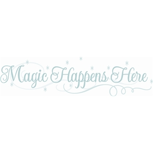 magic happens here