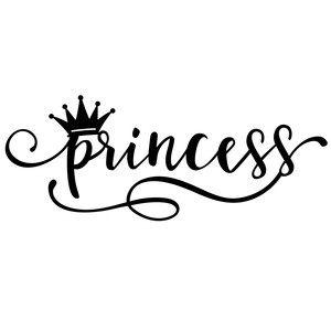princess word