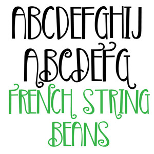 pn french string beans