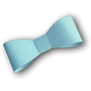 3d ribbon bow