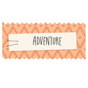 adventure label