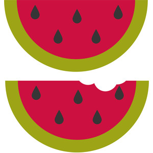 sweet watermelons