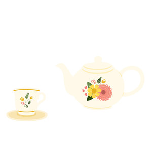 tea and cup