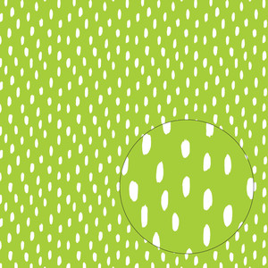 lime green brushstrokes pattern