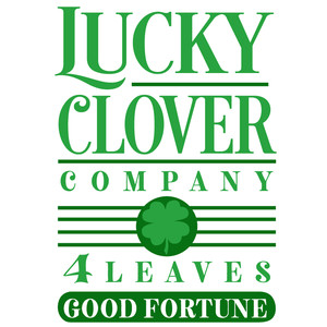 lucky clover co sign