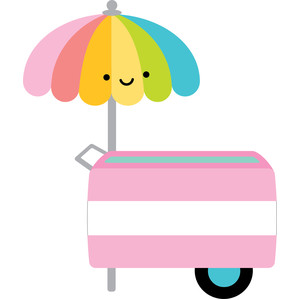 ice cream cart - sweet summer