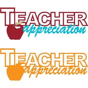 teacher appreciation phrase