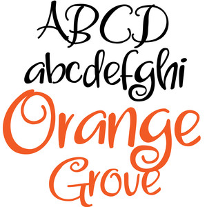 zp orange grove