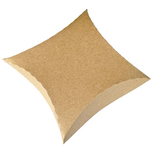 square pillow box