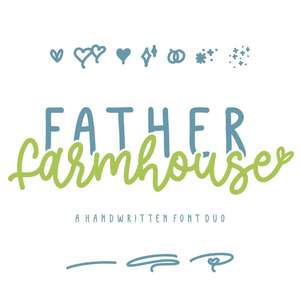 father farmhouse