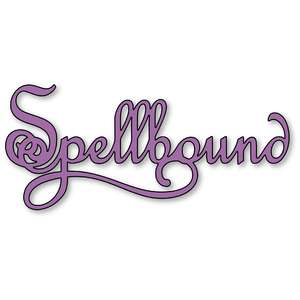 spellbound word embellishment