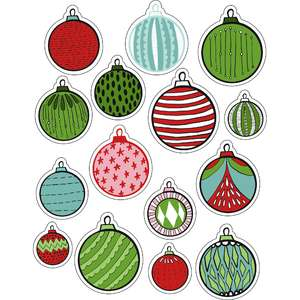 ml decorated ornaments stickers