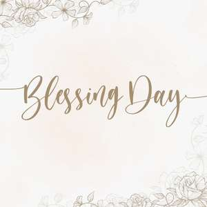 blessing day