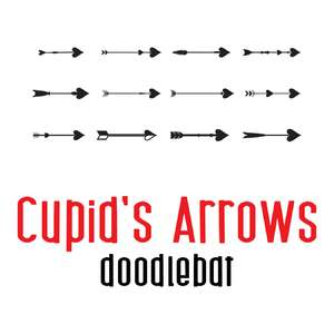 cupid's arrows doodlebat