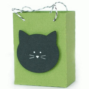 cat treat bag