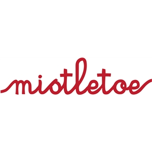 mistletoe word