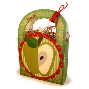 apple treat 3d tote