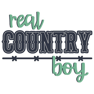 calamity kids - real country boy