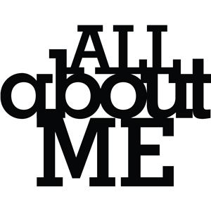 'all about me' phrase