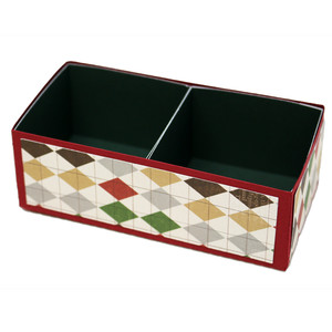 2 section gift box
